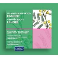ベートーヴェン:『エグモント』、ライヒャ:『レノーレ』(2CD)