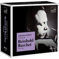 ラインホルト・バルヒェットの芸術(24CD)