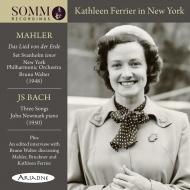 フェリアー、ワルター&NYP/マーラー:大地の歌 1948年ライヴ