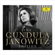 グンドゥラ・ヤノヴィッツ・エディション(14CD)