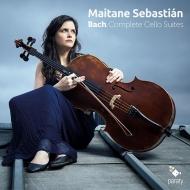メイタヌ・セバスティアン/バッハ:無伴奏チェロ組曲全曲(2CD)