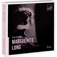 【発売】マルグリット・ロンの芸術(7CD)