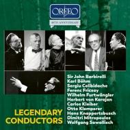 ORFEOレーベル40周年記念ボックス/伝説の指揮者たち(10CD)