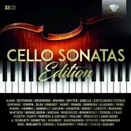 チェロ・ソナタ・エディション(33CD)