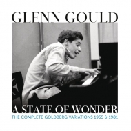 【発売中】グールド/バッハ:ゴルトベルク変奏曲 1955年盤&1981年盤