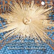 ベルリン古楽アカデミー/バッハ:ブランデンブルク協奏曲全曲(2CD)