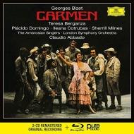 アバド&ロンドン響/ビゼー:『カルメン』(2CD+BDA)