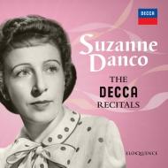 シュザンヌ・ダンコ〜デッカ・リサイタル(8CD)