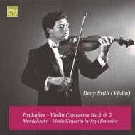 ドゥヴィ・エルリー/プロコフィエフ:ヴァイオリン協奏曲第1、2番