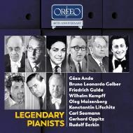 【発売】伝説のピアニストたち〜ORFEOレーベル40周年記念(10CD...