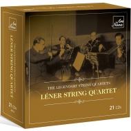 レナー弦楽四重奏団の芸術(21CD)