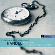 デセイ、アイム/ヘンデル:『時と悟りの勝利』(2CD)