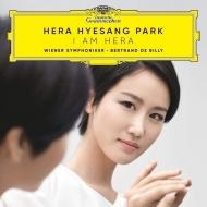 ヘラ・イェサン・パク/『アイ・アム・ヘラ〜オペラ・アリア集』
