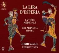 サヴァール、エステヴァン/西方のリラ〜中世のフィドル音楽 1100〜1...
