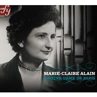 マリー=クレール・アラン/パリ、ノートル・ダム・リサイタル 1974&...