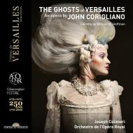 ヴェルサイユ王室歌劇場/コリリアーノ:『ヴェルサイユの幽霊』(2CD+...