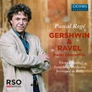 ロジェ/ガーシュウィン&ラヴェル:ピアノ協奏曲集(2CD)