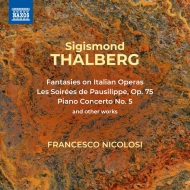 ニコロージ/タールベルク:ピアノ作品集(6CD)