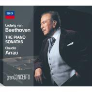 【再入荷】アラウ/ベートーヴェン:ピアノ・ソナタ全集(1960年代)