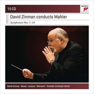 ジンマン&チューリッヒ・トーンハレ/マーラー:交響曲全集(15CD)