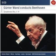 ヴァント&北ドイツ放送響/ベートーヴェン:交響曲全集(5CD)