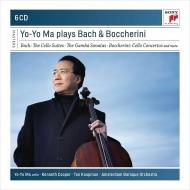 ヨーヨー・マ/バッハ&ボッケリーニ録音集(6CD)