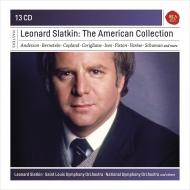 レナード・スラトキン/アメリカ音楽録音集(13CD)