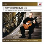 ジョン・ウィリアムス・プレイズ・バッハ(4CD)