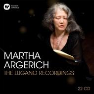 アルゲリッチ/ルガーノ・レコーディングズ 2002〜2016(22CD)