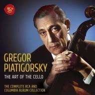ピアティゴルスキー/RCA&コロンビア・ボックス(36CD)