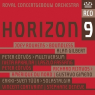 コンセルトヘボウ管弦楽団/『ホライゾン9』