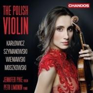 ジェニファー・パイク/ポーランドのヴァイオリン作品集