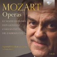 S・クイケン/モーツァルト・オペラ・ボックス(12CD)