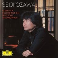 【発売中】小澤征爾/ドイツ・グラモフォン録音全集(50CD)