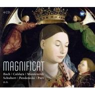 『マニフィカト〜ルネサンスから現代まで』(4CD)