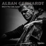 アルバン・ゲルハルト/バッハ:無伴奏チェロ組曲全曲(2CD)