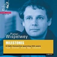 【再生産】ウィスペルウェイ/チェロ協奏曲集(4CD)