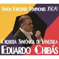 チバス&ベネズエラ響/ブルックナー:交響曲第7、8、9番(3CD)