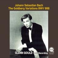 グールド/バッハ:ゴルトベルク変奏曲(1955年録音)