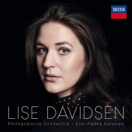 リーゼ・ダヴィドセン/R.シュトラウス:4つの最後の歌、他