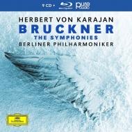 【発売】カラヤン/ブルックナー:交響曲全集(9CD+BDA)