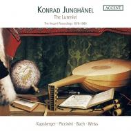 コンラート・ユングヘーネル/アクサン録音集(3CD)