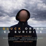古楽器によるグルック:『オルフェオとエウリディーチェ』全曲