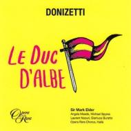 ドニゼッティ:歌劇『アルバ公爵』クリティカル・エディション