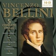 ベッリーニ:5つのオペラ全曲(10CD)