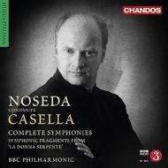ノセダ指揮するカゼッラの交響曲全集
