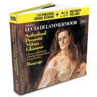 サザーランドの『ルチア』(2CD+ブルーレイ・オーディオ)