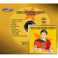 レイジ 2nd『Evil Empire』がAudio Fidelity...