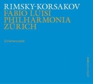 ルイージ指揮リムスキー=コルサコフ交響組曲『シェエラザード』