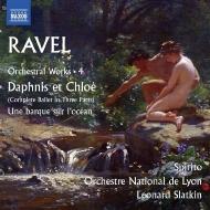 スラトキン&リヨン管弦楽団によるラヴェル管弦楽曲集第4弾
